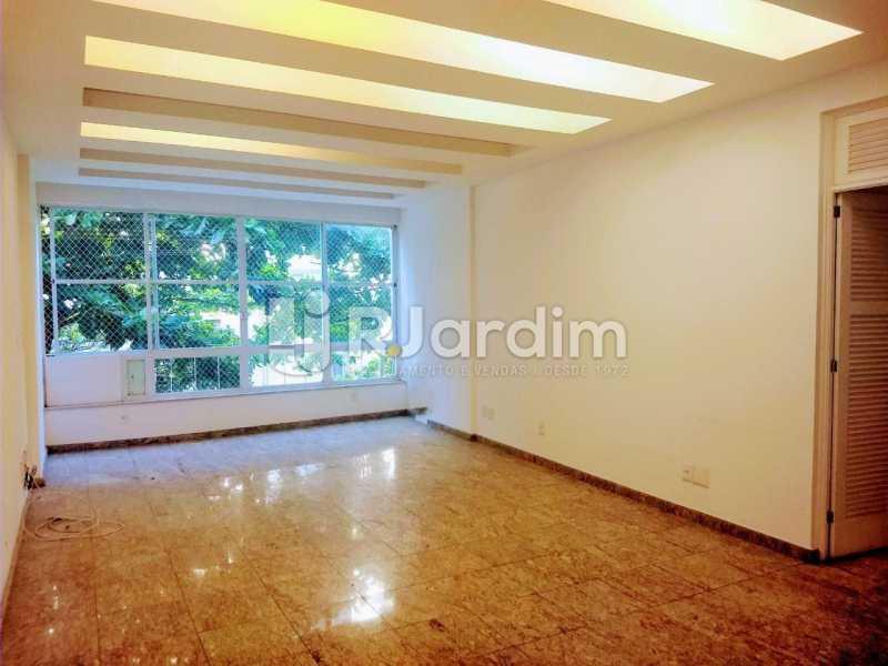 Sala - Apartamento Para Alugar - Copacabana - Rio de Janeiro - RJ - LAAP32057 - 1