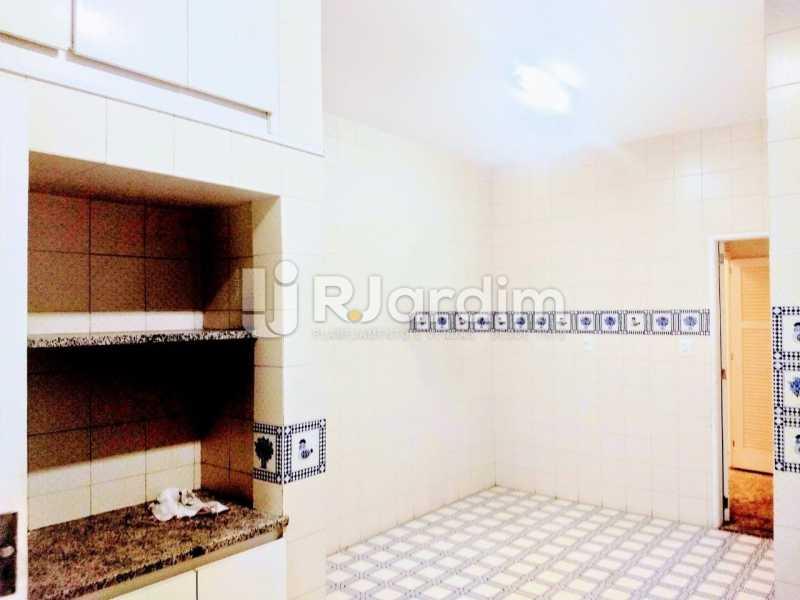 cozinha - Apartamento Para Alugar - Copacabana - Rio de Janeiro - RJ - LAAP32057 - 6