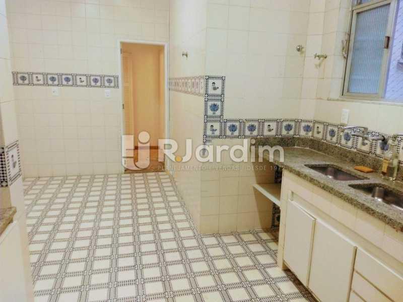 cozinha - Apartamento Para Alugar - Copacabana - Rio de Janeiro - RJ - LAAP32057 - 9