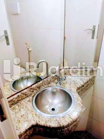 Lavabo - Apartamento Para Alugar - Copacabana - Rio de Janeiro - RJ - LAAP32057 - 5