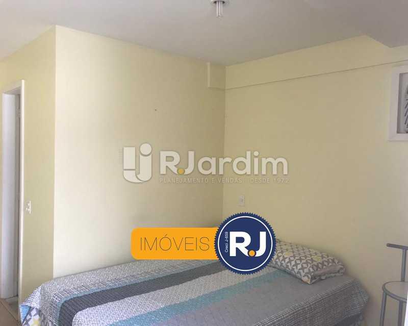 SUITE - Cobertura à venda Rua das Laranjeiras,Laranjeiras, Zona Sul,Rio de Janeiro - R$ 980.000 - LACO10022 - 3