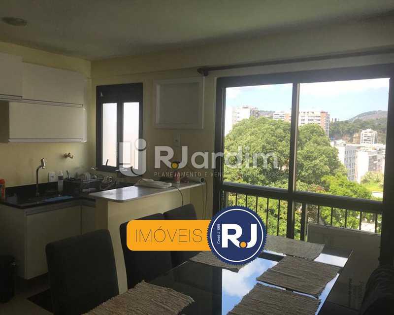 SALA - Cobertura à venda Rua das Laranjeiras,Laranjeiras, Zona Sul,Rio de Janeiro - R$ 980.000 - LACO10022 - 13