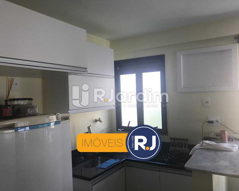 COZINHA - Cobertura à venda Rua das Laranjeiras,Laranjeiras, Zona Sul,Rio de Janeiro - R$ 980.000 - LACO10022 - 14