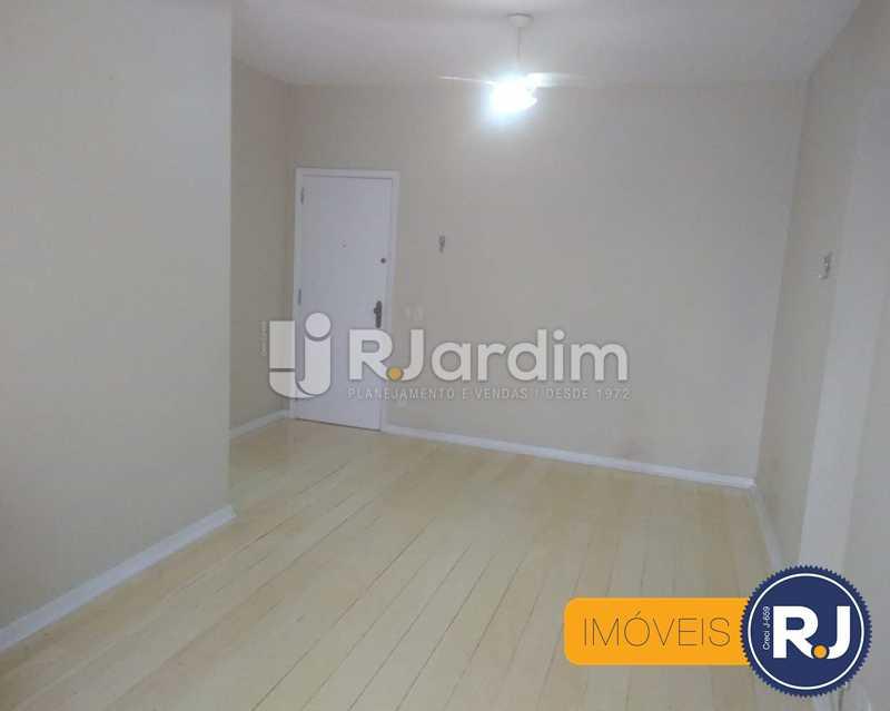 Sala - Apartamento À Venda - Humaitá - Rio de Janeiro - RJ - LAAP10356 - 1