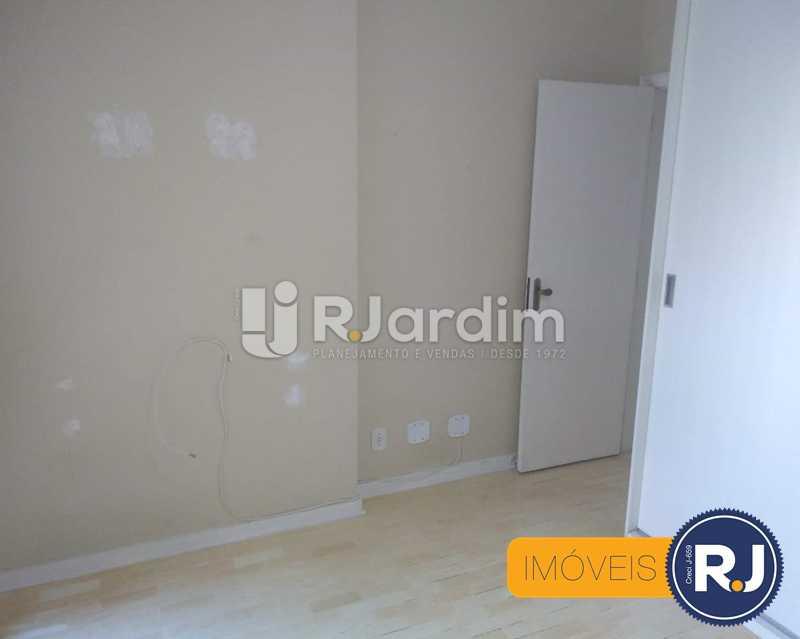 Quarto - Apartamento À Venda - Humaitá - Rio de Janeiro - RJ - LAAP10356 - 4
