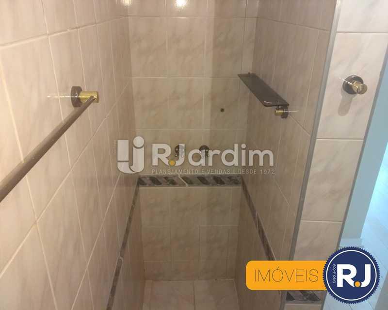banehiro - Apartamento À Venda - Humaitá - Rio de Janeiro - RJ - LAAP10356 - 8
