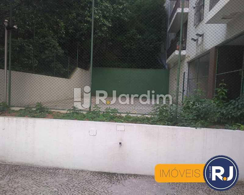 área comum moradores - Apartamento À Venda - Humaitá - Rio de Janeiro - RJ - LAAP10356 - 13