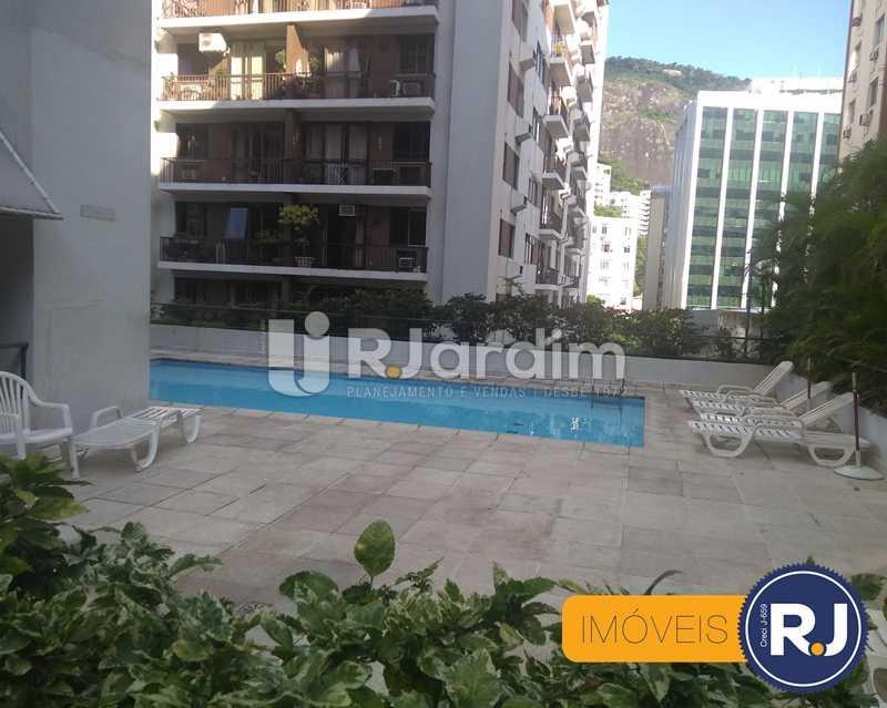Piscina - Apartamento À Venda - Humaitá - Rio de Janeiro - RJ - LAAP10356 - 14