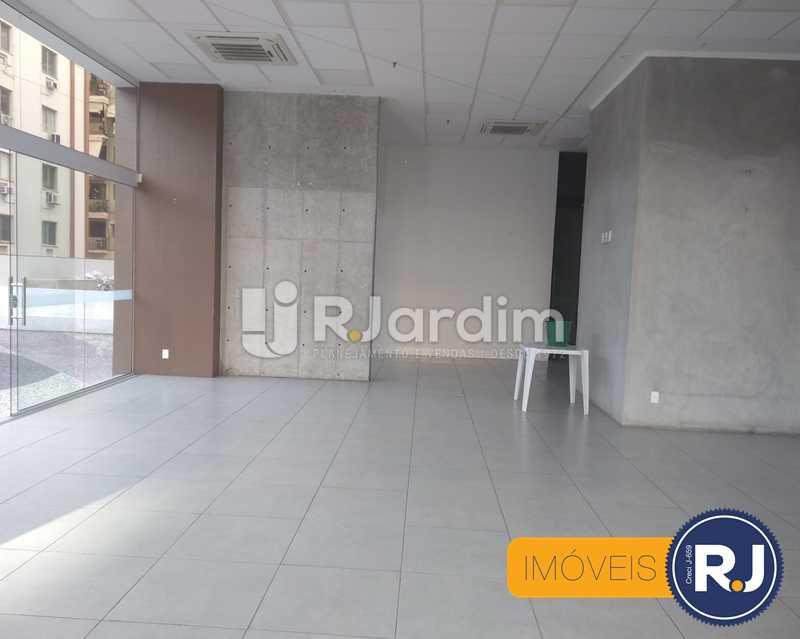 salão de festas - Apartamento À Venda - Humaitá - Rio de Janeiro - RJ - LAAP10356 - 18