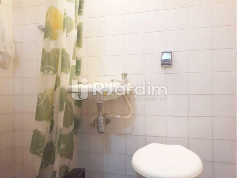 banheiro social 1 andar - Casa comercial em Botafogo - LACC00038 - 9