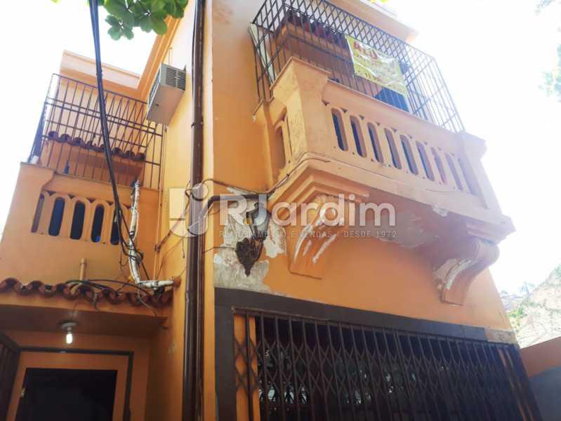 fachada - Casa comercial em Botafogo - LACC00038 - 1