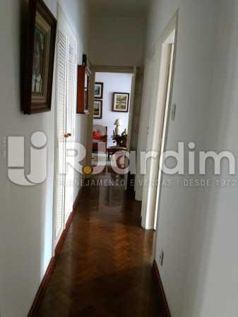 Circulação - Apartamento 3 Quartos À Venda Copacabana, Zona Sul,Rio de Janeiro - R$ 1.690.000 - LAAP32068 - 5