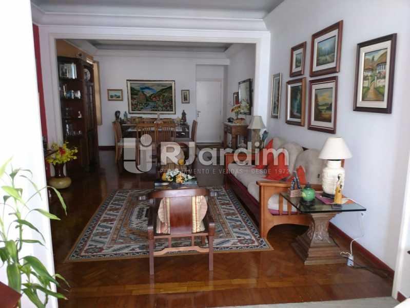 Salão 2 Ambientes - Apartamento 3 Quartos À Venda Copacabana, Zona Sul,Rio de Janeiro - R$ 1.690.000 - LAAP32068 - 1
