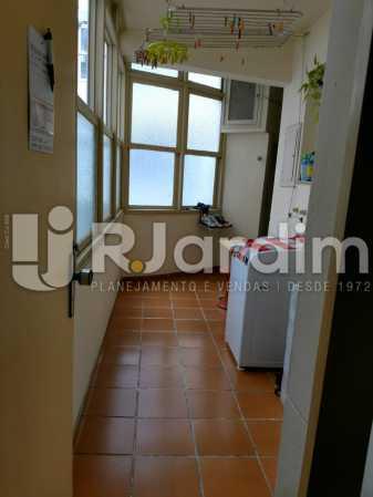 Área e Dependencias - Apartamento 3 Quartos À Venda Copacabana, Zona Sul,Rio de Janeiro - R$ 1.690.000 - LAAP32068 - 19