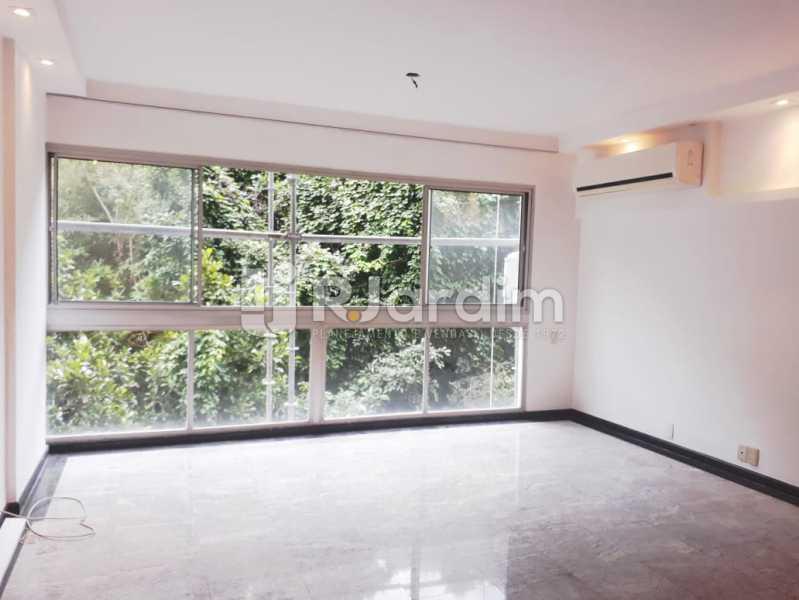sala - Apartamento de 3 quartos sendo 1 suíte na Lagoa - LAAP32069 - 1