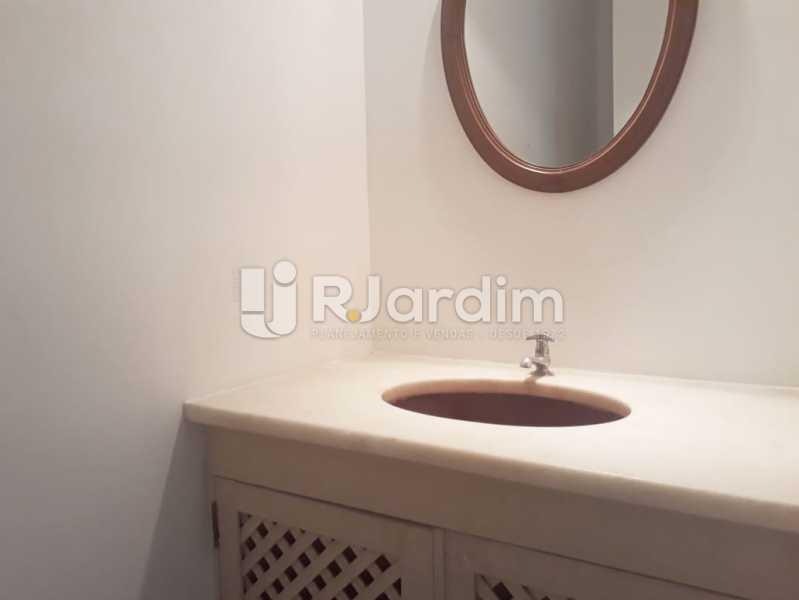 lavabo - Apartamento de 3 quartos sendo 1 suíte na Lagoa - LAAP32069 - 6