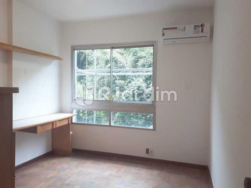 quarto1 - Apartamento de 3 quartos sendo 1 suíte na Lagoa - LAAP32069 - 4