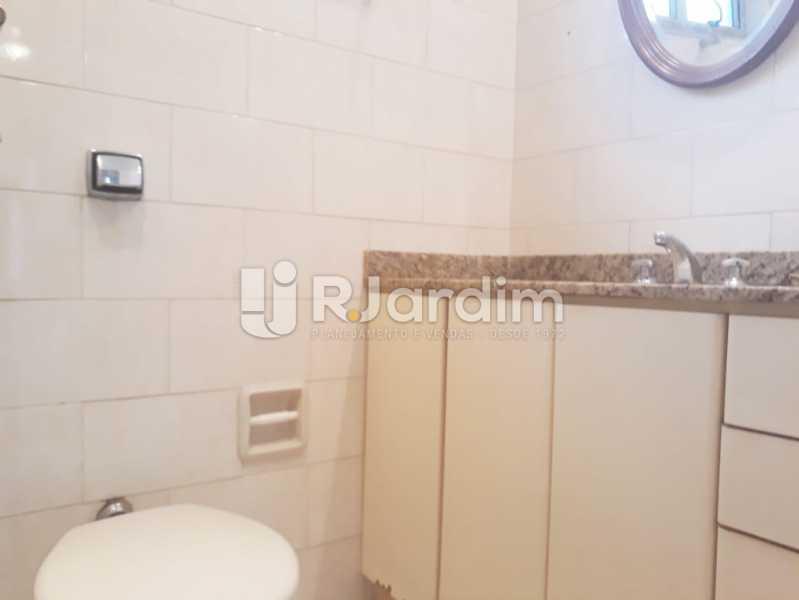suíte - Apartamento de 3 quartos sendo 1 suíte na Lagoa - LAAP32069 - 13