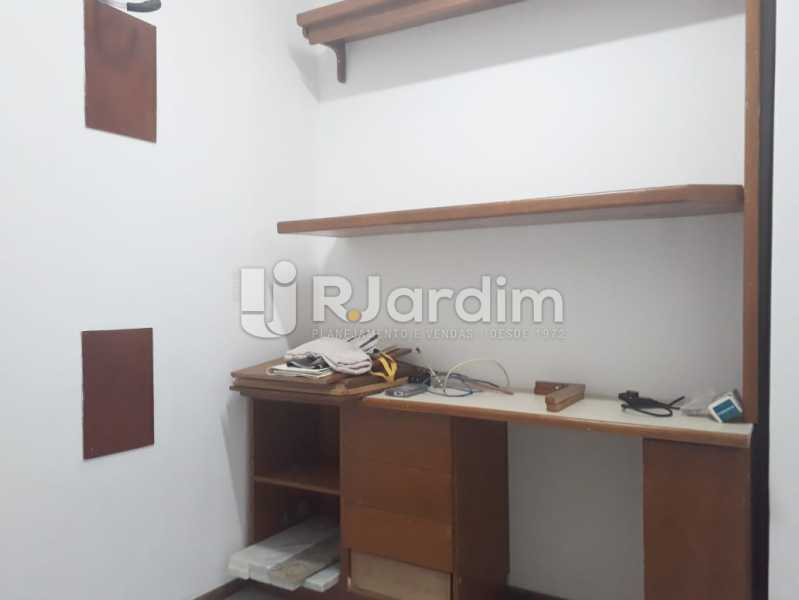 dependencia - Apartamento de 3 quartos sendo 1 suíte na Lagoa - LAAP32069 - 19
