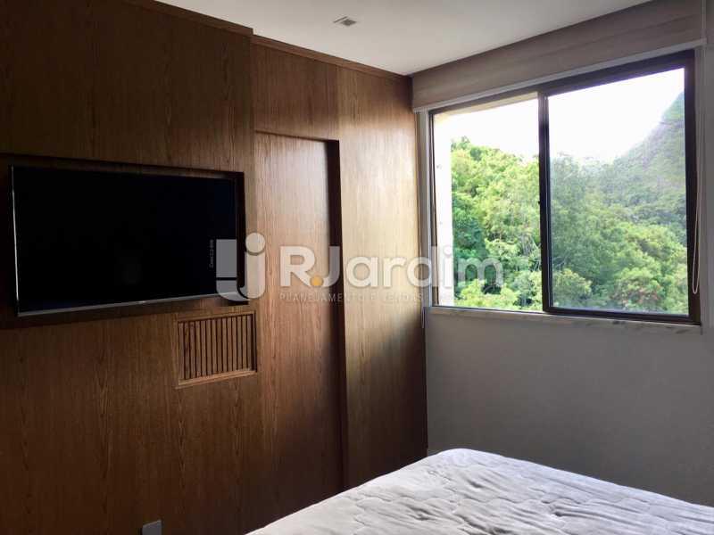 Suite - Apartamento À Venda - Lagoa - Rio de Janeiro - RJ - LAAP21460 - 22