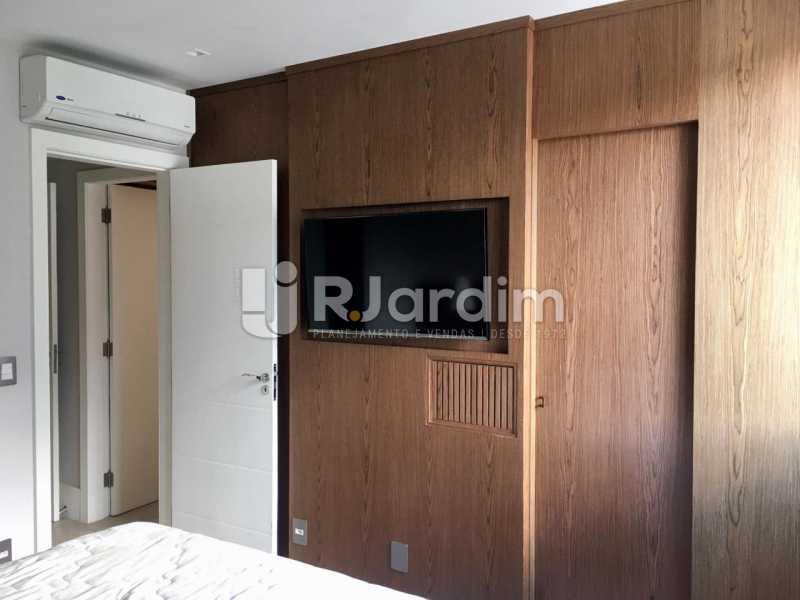 Suíte - Apartamento À Venda - Lagoa - Rio de Janeiro - RJ - LAAP21460 - 15