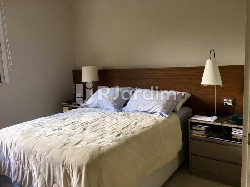 Suíte - Apartamento À Venda - Lagoa - Rio de Janeiro - RJ - LAAP21460 - 9