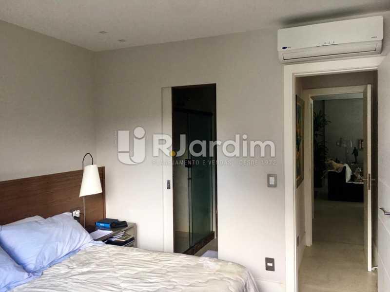 Suíte - Apartamento À Venda - Lagoa - Rio de Janeiro - RJ - LAAP21460 - 19