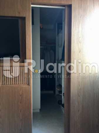 Quarto - Apartamento À Venda - Lagoa - Rio de Janeiro - RJ - LAAP21460 - 23