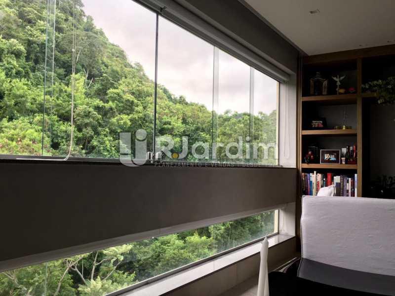 Sala - Apartamento À Venda - Lagoa - Rio de Janeiro - RJ - LAAP21460 - 8