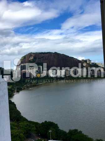 Vista - Apartamento À Venda - Lagoa - Rio de Janeiro - RJ - LAAP21460 - 11