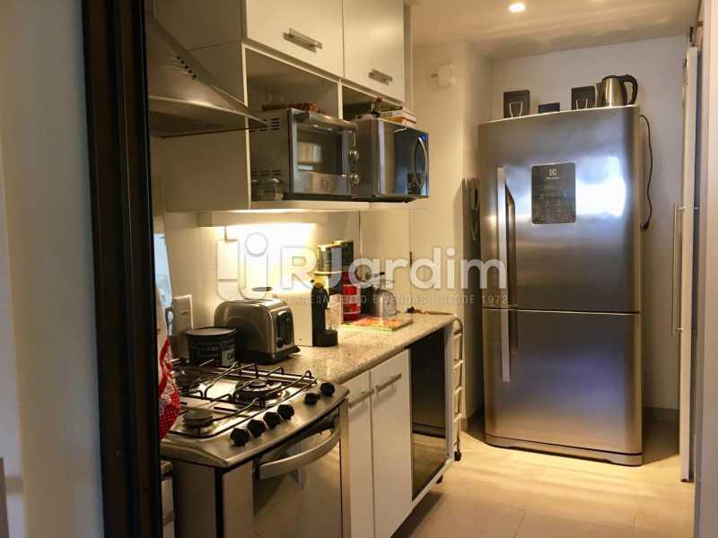 Cozinha - Apartamento À Venda - Lagoa - Rio de Janeiro - RJ - LAAP21460 - 27