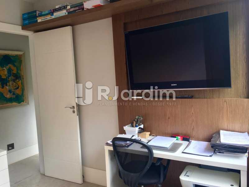 Quarto - Apartamento À Venda - Lagoa - Rio de Janeiro - RJ - LAAP21460 - 26