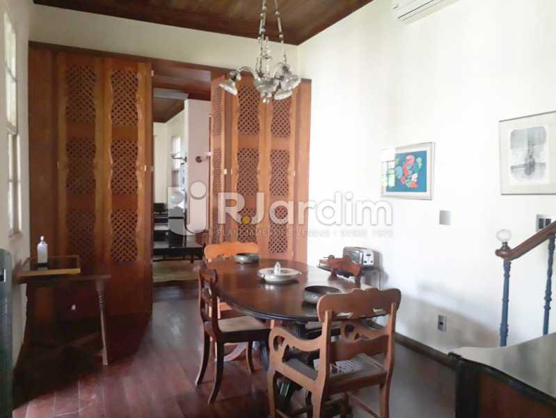 sala de jantar - Casa em Santa Teresa - LACA30025 - 16