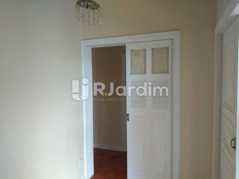 Porta acesso quartos - Apartamento À Venda - Ipanema - Rio de Janeiro - RJ - LAAP32072 - 5