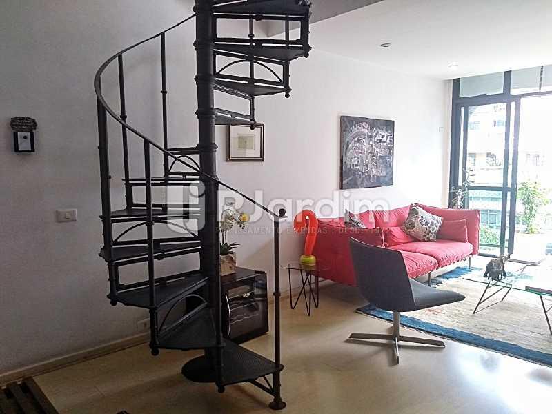 Acesso 2 piso - Cobertura Leblon, Zona Sul,Rio de Janeiro, RJ À Venda, 3 Quartos, 216m² - BGCO30001 - 5