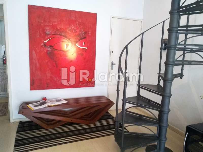 Escadas - Cobertura Leblon, Zona Sul,Rio de Janeiro, RJ À Venda, 3 Quartos, 216m² - BGCO30001 - 6