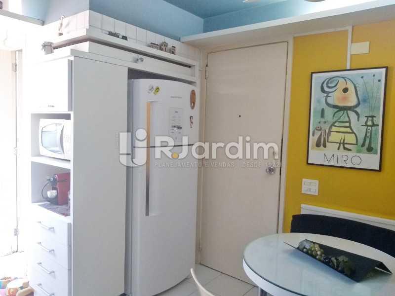 Cozinha - Cobertura Leblon, Zona Sul,Rio de Janeiro, RJ À Venda, 3 Quartos, 216m² - BGCO30001 - 11