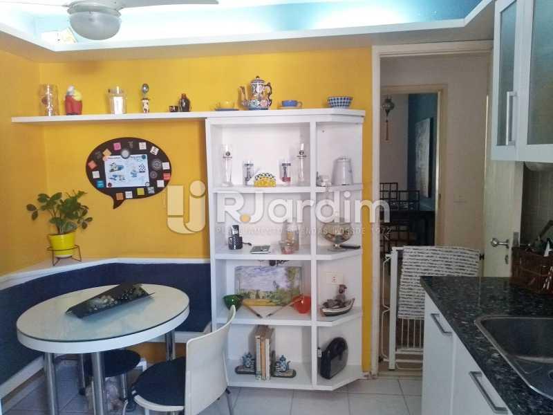 Copa-Cozinha - Cobertura Leblon, Zona Sul,Rio de Janeiro, RJ À Venda, 3 Quartos, 216m² - BGCO30001 - 12