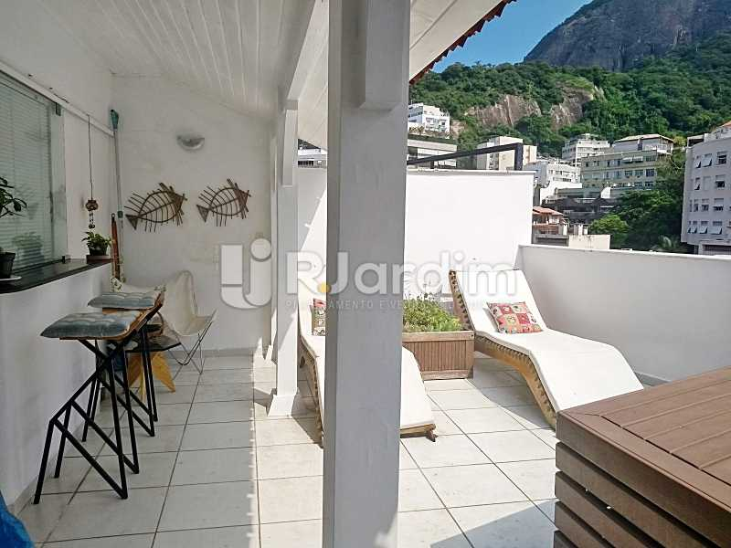 Terraço - Cobertura Leblon, Zona Sul,Rio de Janeiro, RJ À Venda, 3 Quartos, 216m² - BGCO30001 - 18