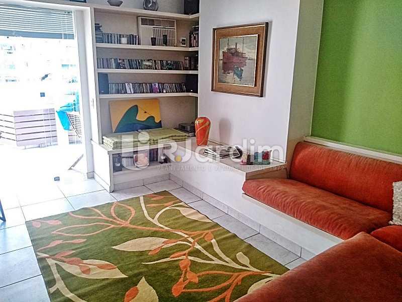 Sala de Estar - Cobertura Leblon, Zona Sul,Rio de Janeiro, RJ À Venda, 3 Quartos, 216m² - BGCO30001 - 21