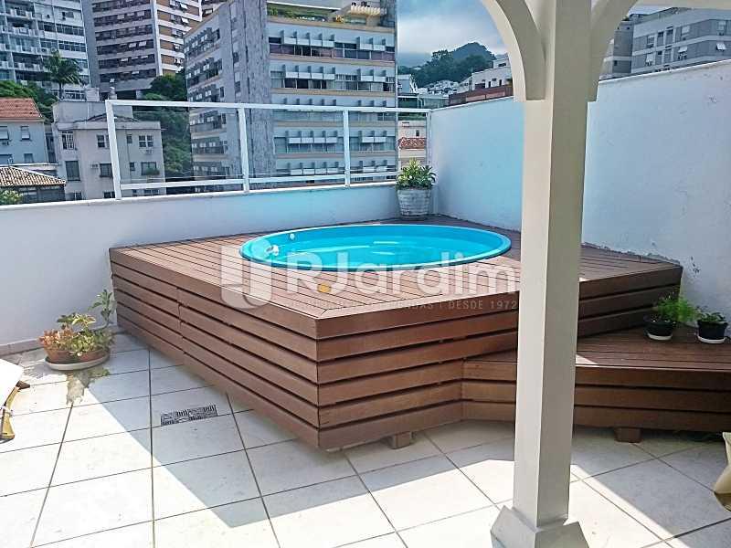 Piscina Deck - Cobertura Leblon, Zona Sul,Rio de Janeiro, RJ À Venda, 3 Quartos, 216m² - BGCO30001 - 22