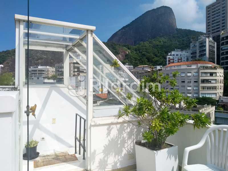 Vista - Cobertura Leblon, Zona Sul,Rio de Janeiro, RJ À Venda, 3 Quartos, 216m² - BGCO30001 - 24