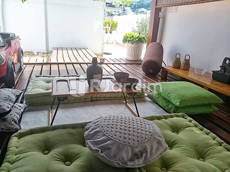 Lounge - Cobertura Leblon, Zona Sul,Rio de Janeiro, RJ À Venda, 3 Quartos, 216m² - BGCO30001 - 1