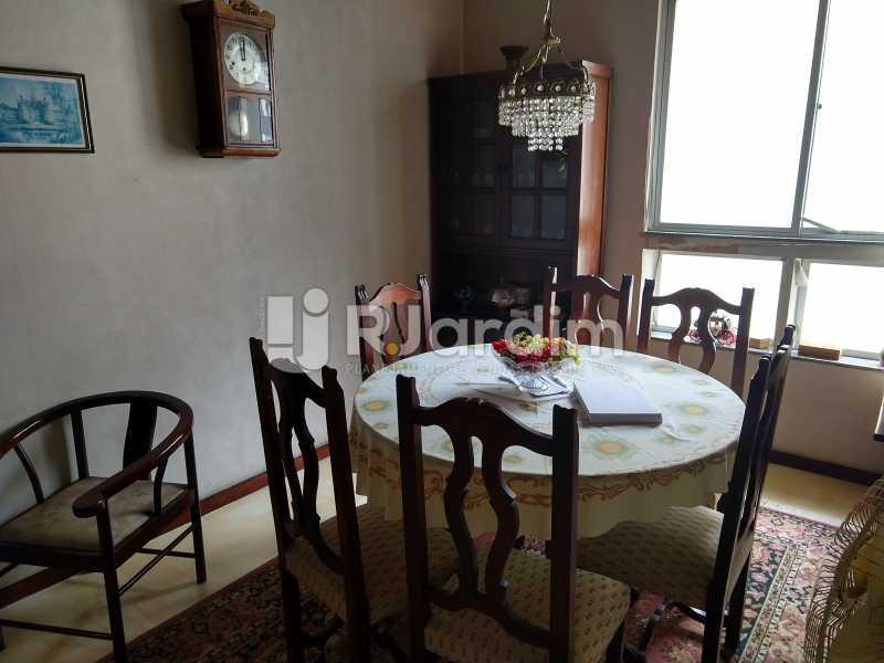 Sala de jantar - Apartamento Leblon 3 Quartos Compra Venda Avaliação Imóveis - LAAP32098 - 6