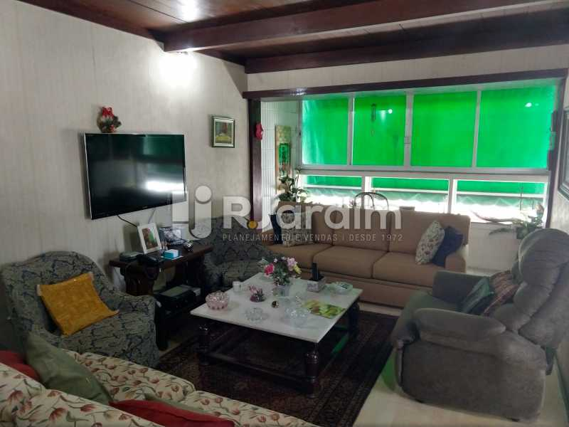 Sala - Apartamento Leblon 3 Quartos Compra Venda Avaliação Imóveis - LAAP32098 - 3