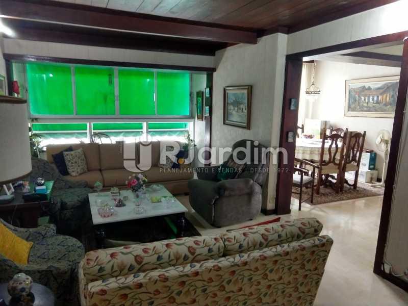 Sala - Apartamento Leblon 3 Quartos Compra Venda Avaliação Imóveis - LAAP32098 - 4