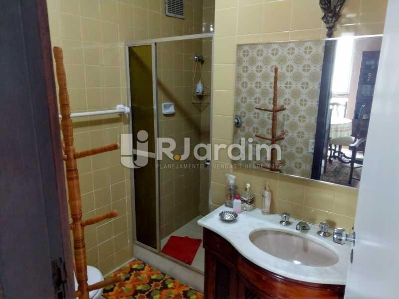 Banheiro social - Apartamento Leblon 3 Quartos Compra Venda Avaliação Imóveis - LAAP32098 - 7