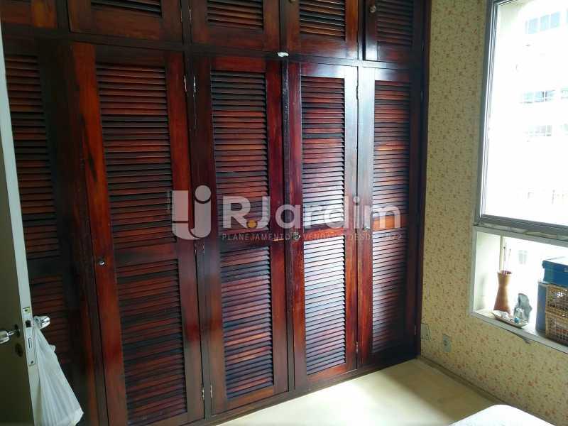 Quarto suite - Apartamento Leblon 3 Quartos Compra Venda Avaliação Imóveis - LAAP32098 - 10