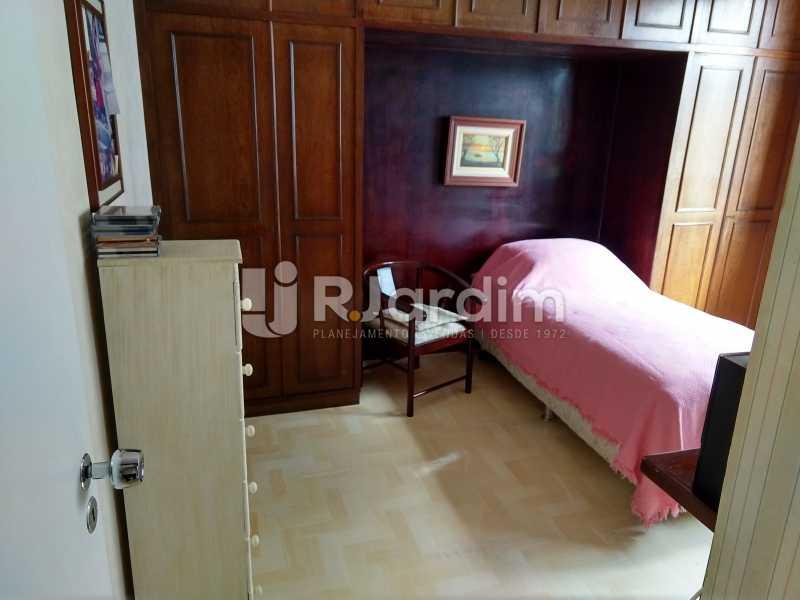 Quarto - Apartamento Leblon 3 Quartos Compra Venda Avaliação Imóveis - LAAP32098 - 11