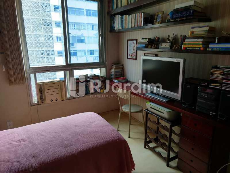 Quarto  - Apartamento Leblon 3 Quartos Compra Venda Avaliação Imóveis - LAAP32098 - 12